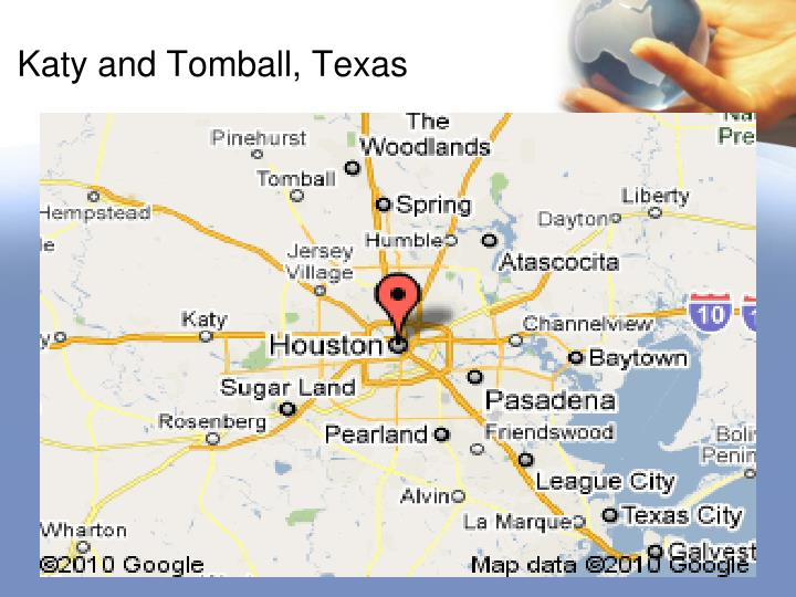 Katy and Tomball, Texas