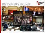 biotech city kick off
