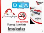 young scientists incubator