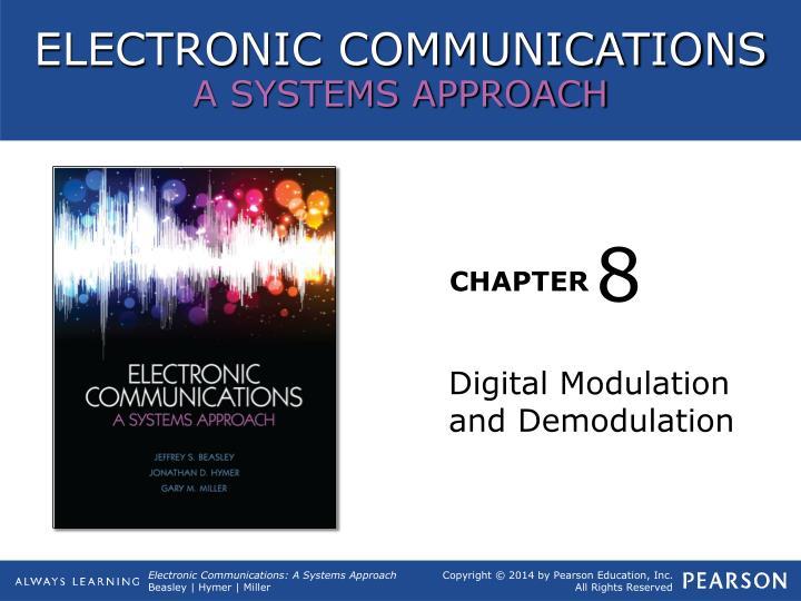 PPT - Digital Modulation and Demodulation PowerPoint Presentation