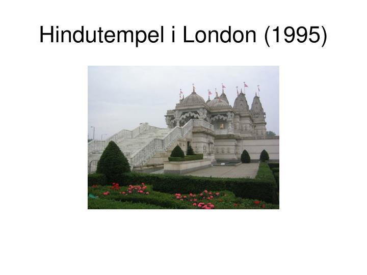 Hindutempel i London (1995)