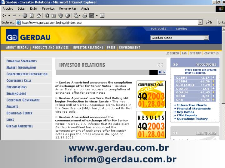 www.gerdau.com.br