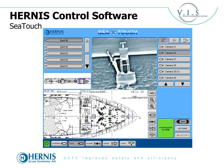 HERNIS Control Software