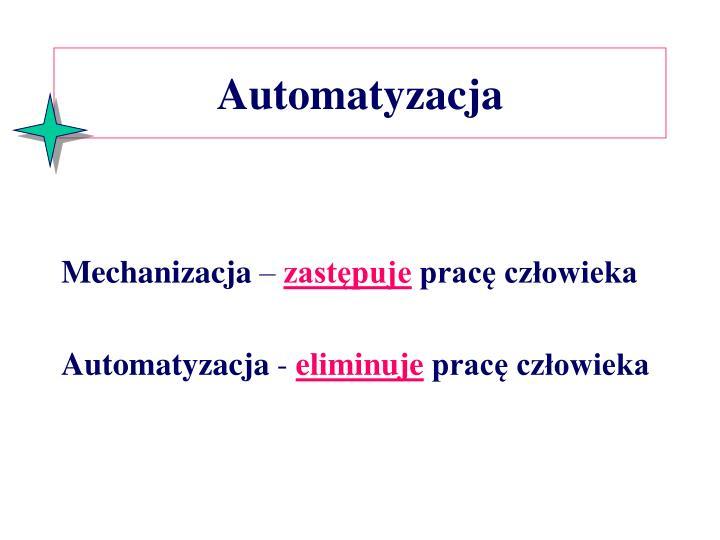 Automatyzacja