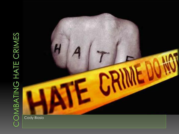 hate crime legislation