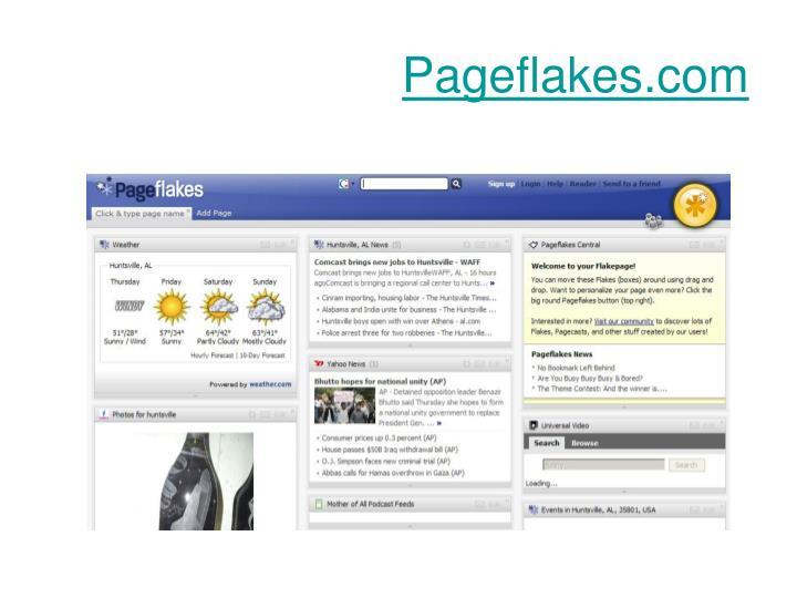Pageflakes.com