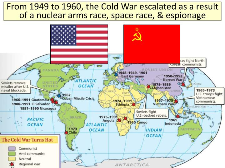 the cold war between the us and The 20th-century cold war was grave but the current cold war between the us, against russia and china is touted to be far more dangerous while the us continues to be the world's no1 in military power and economic powerhouse, this cold war with russia and china could shake things up.