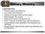 military ministry12