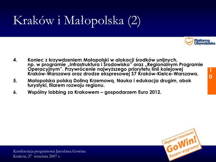 Kraków i Małopolska (2)