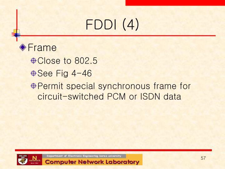 FDDI (4)