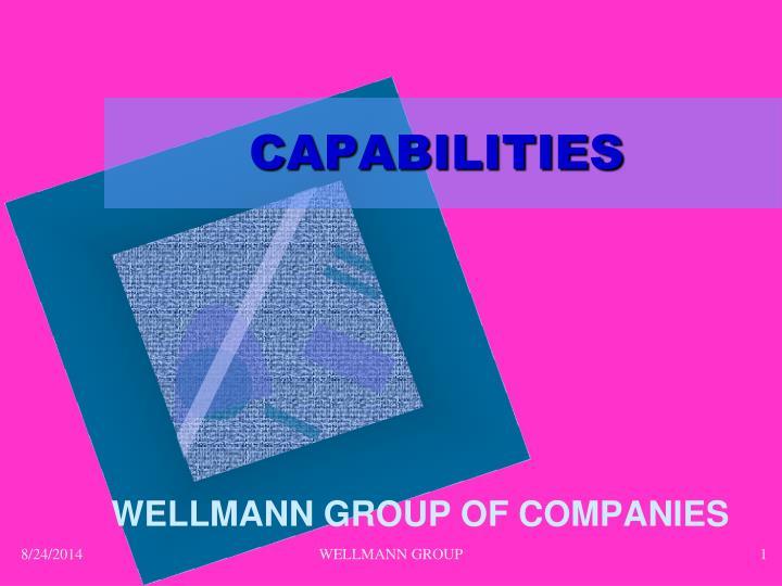 capabilities n.
