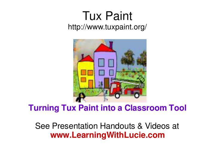 tux paint http www tuxpaint org n.