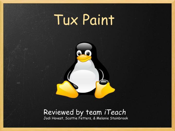 tux paint n.