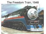 the freedom train 1948