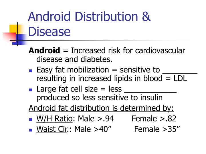 Android Distribution &