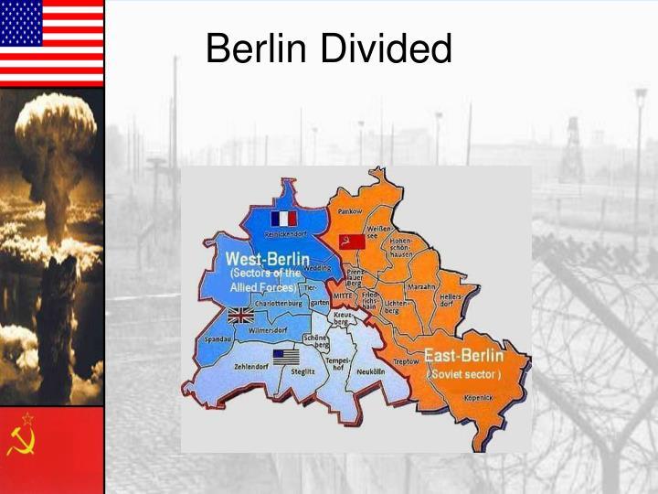 Berlin Divided