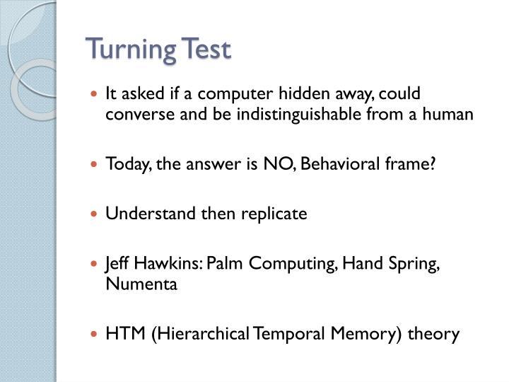 Turning Test