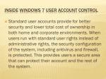 inside windows 7 user account control