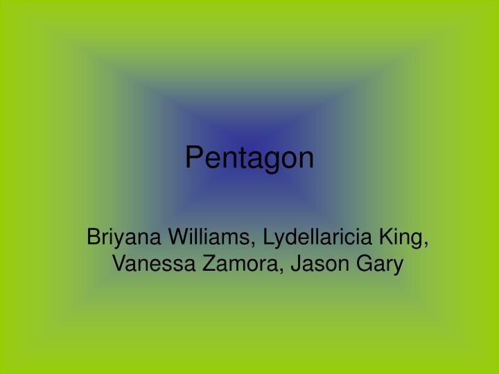 pentagon n.