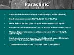 paraclinic