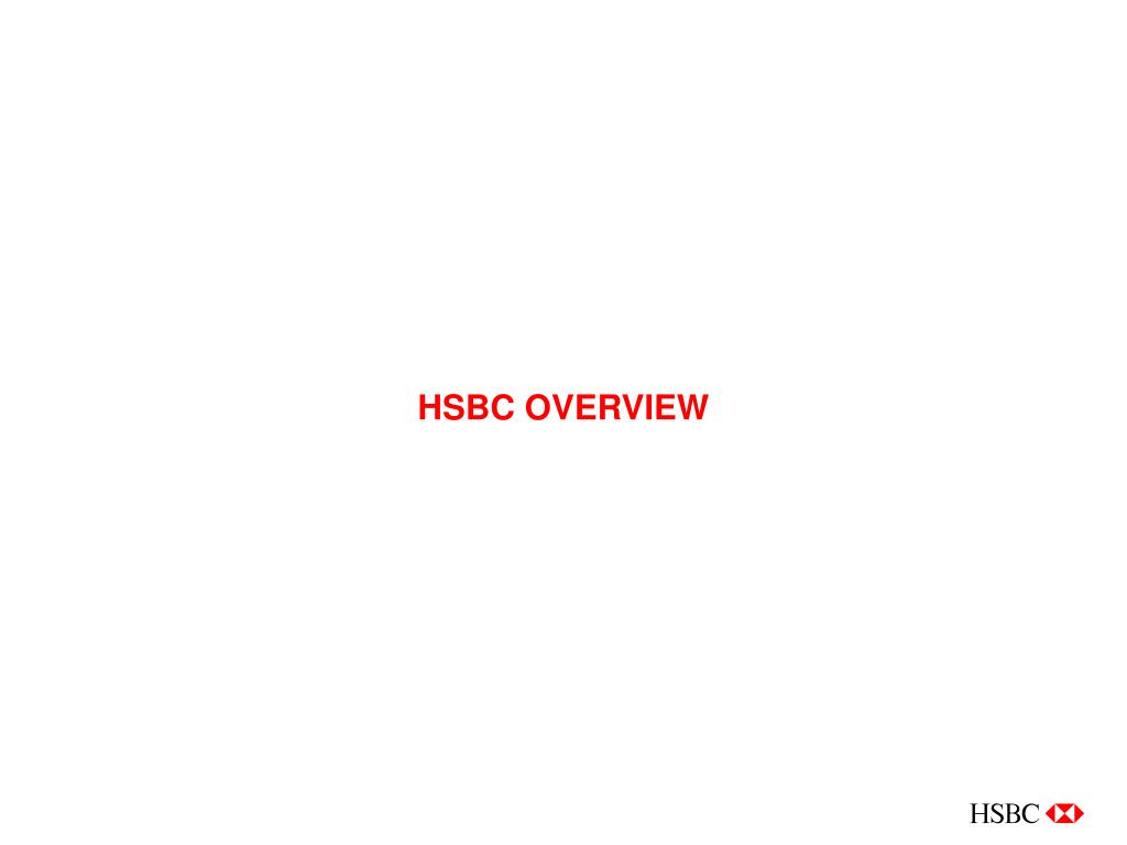 PPT - HSBC Bank USA, N A  Trade and Supply Chain PowerPoint