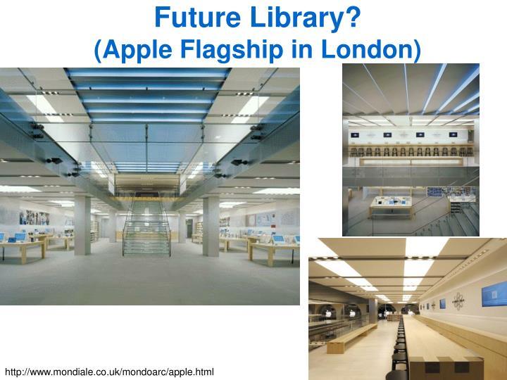 Future Library?
