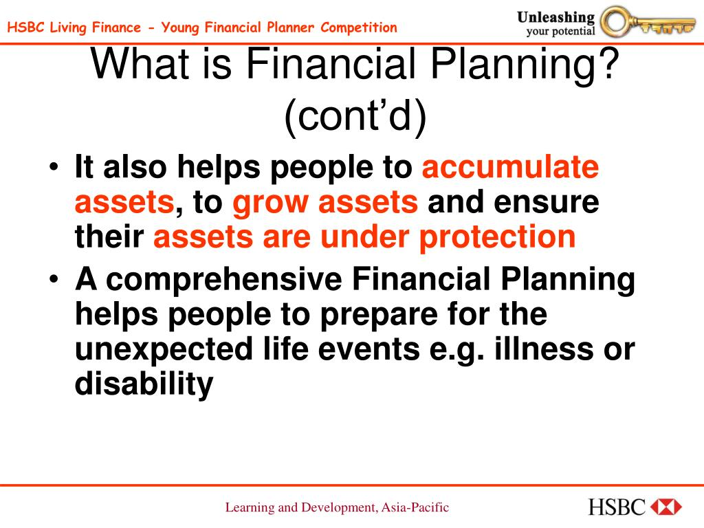 PPT - Financial Planning & YOU PowerPoint Presentation - ID