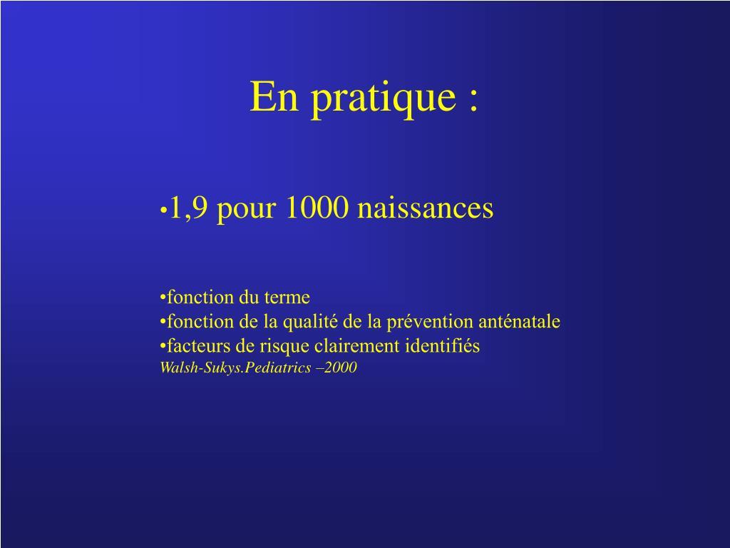 PPT - Hypertension arterielle pulmonaire du nouveau né..