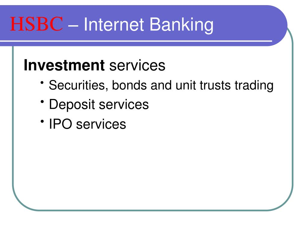 PPT - E-banking in Hong Kong PowerPoint Presentation - ID:3526060