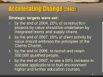 accelerating change 2002