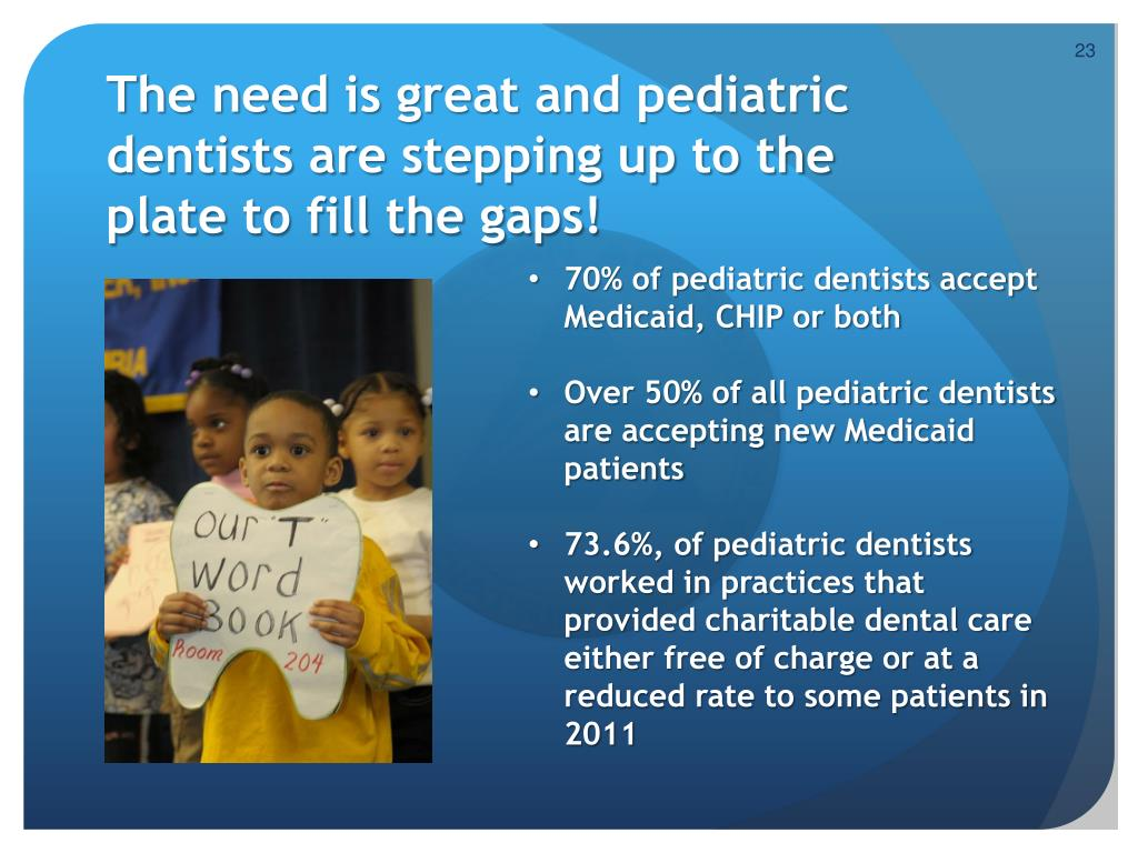 PPT - Trends in Pediatric Dentistry 2013 PowerPoint