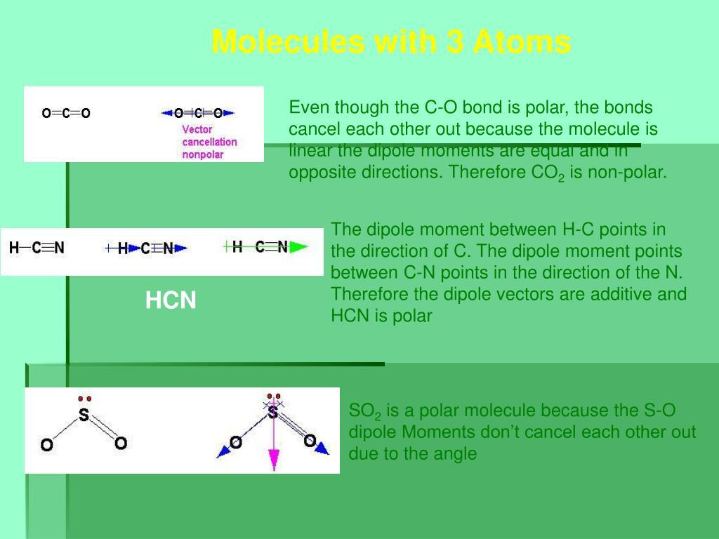 Ppt Polar And Non Polar Molecules Powerpoint Presentation Free Download Id 3526668