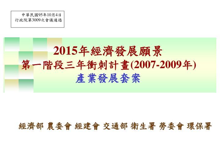 2015 2007 2009 n.