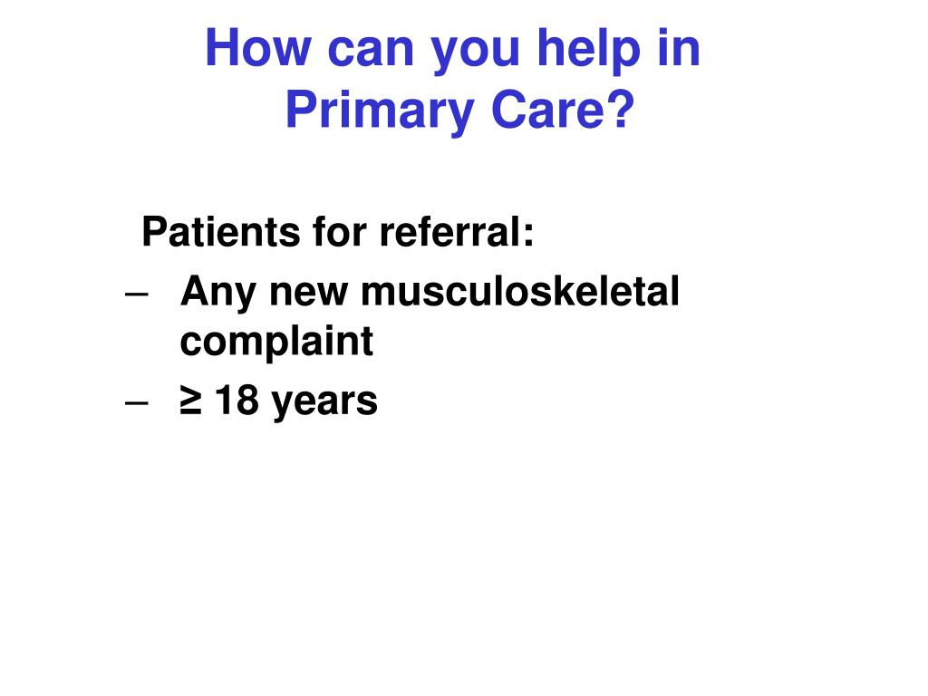 PPT - Rheumatoid Arthritis Role of Primary Care PowerPoint ...