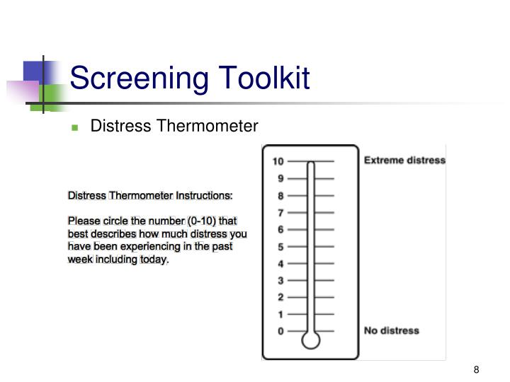 Screening Toolkit