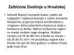 za ti ene ivotinje u hrvatskoj11