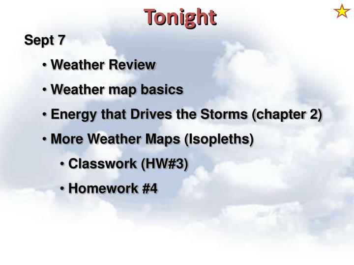 tonight n.