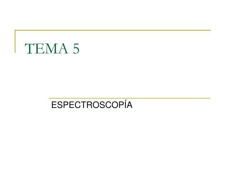 espectroscop a n.