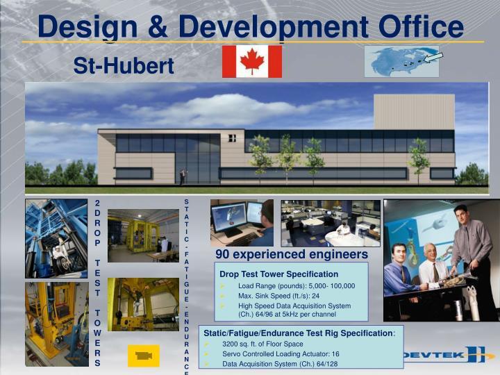 Design & Development Office