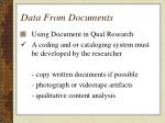 data from documents35