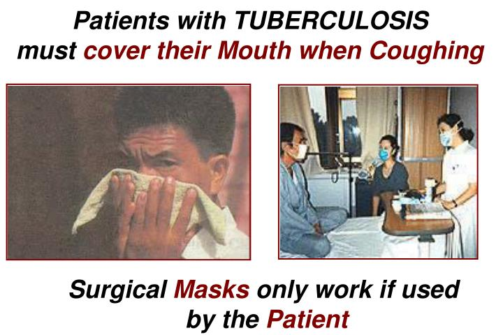 Patients with TUBERCULOSIS