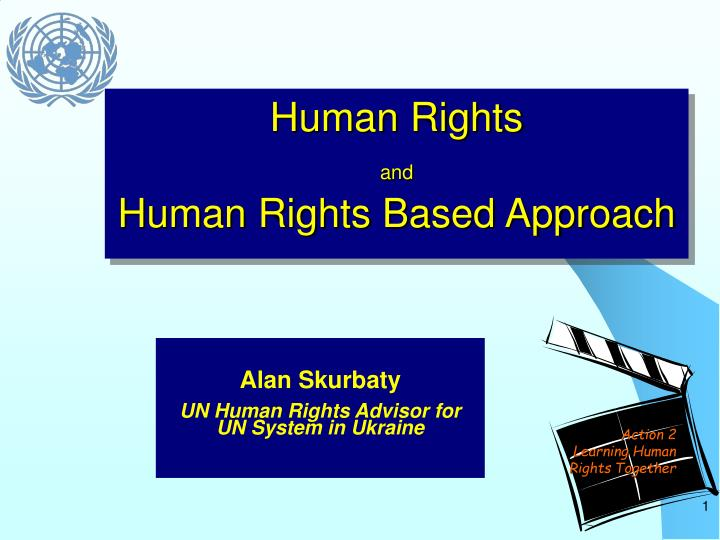 human rights and human rights based approach n.