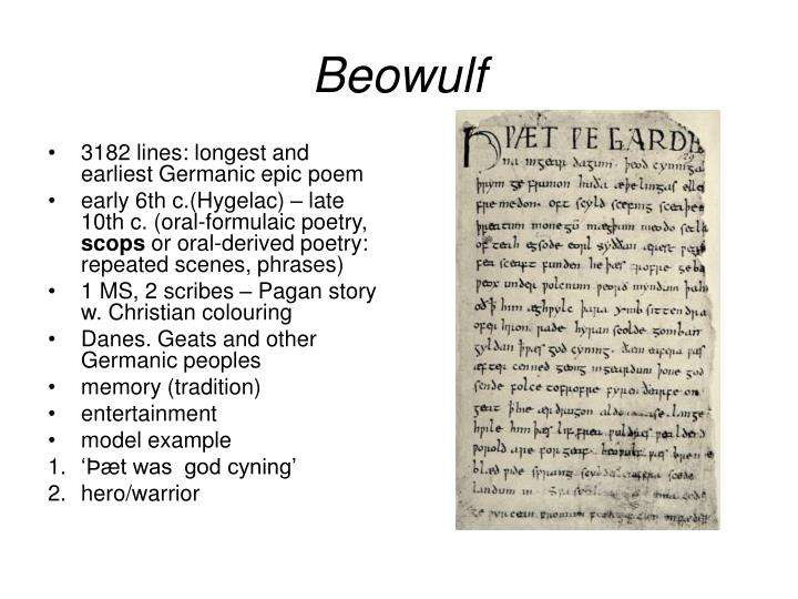 the risks of beowulf to save the danes Beowulf (/ˈbeɪəwʊlf/ old english: [ˈbeːo̯wulf]) is an old english epic story consisting of 3,182 alliterative lines it may be the oldest surviving long story in old english and is.