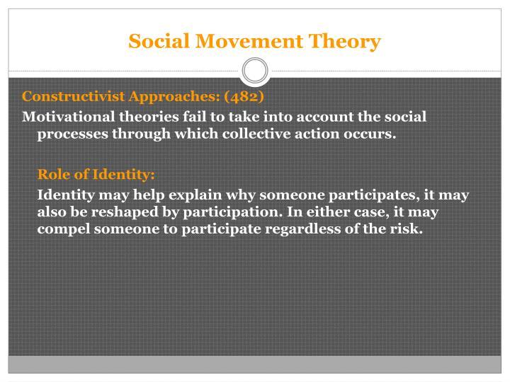 Social Movement Theory