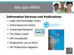 why join hrpa2