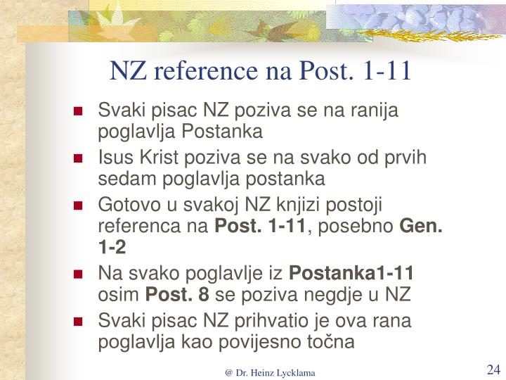 NZ reference na Post