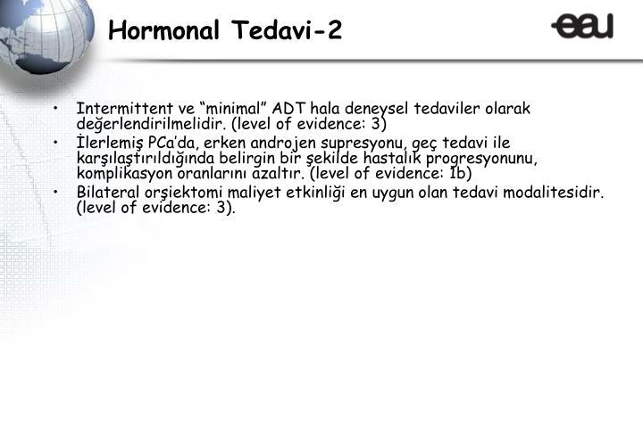 Hormonal Tedavi-2