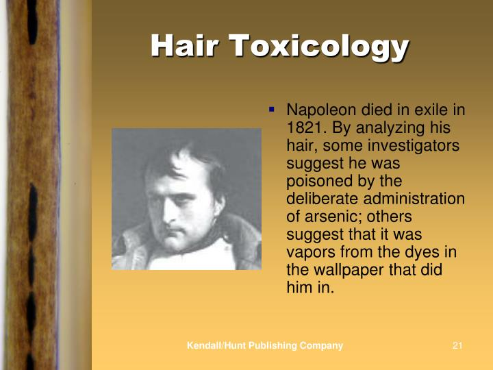 Hair Toxicology