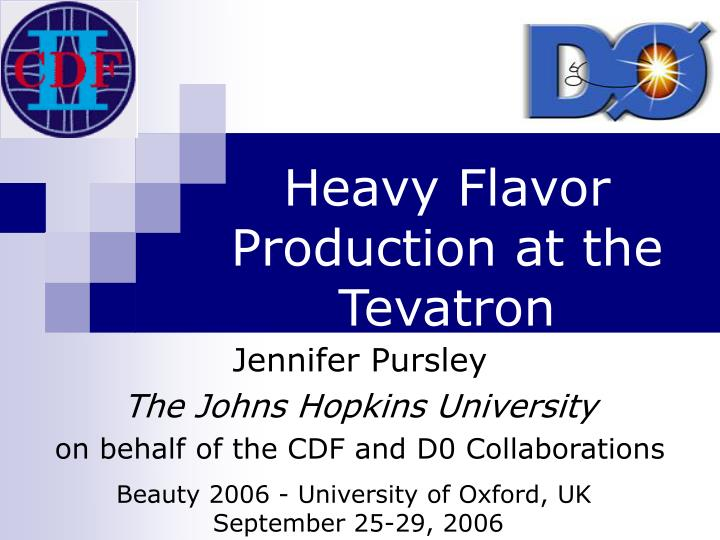 heavy flavor production at the tevatron n.