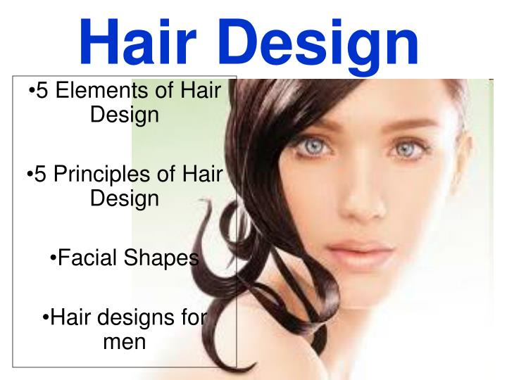 hair design n.